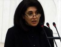 LEYLA ZANA - Leyla Zana'ya şok