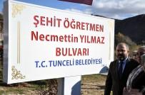 Tunceli'de Şehit Öğretmenler Anıldı
