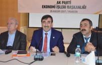 Mardin'de 'Şehirlerin Ekonomik Beklentileri' Forumu