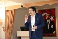 EMRE TİLEV - Spiker Emre Tilev'den Gençlere Gelecek Tavsiyeleri