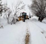 Tunceli'de 71 Köy Yolu Ulaşıma Kapandı