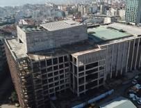 Mimarlar Odası, AKM'nin yıkım kararına tepkili