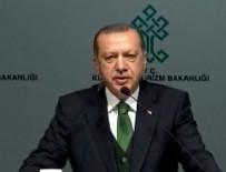 Erdoğan: Sözünü aldım, 2019'da bitecek