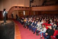 HAKAN BİLGİN - Büyükşehir Belediyesi'nden Gençlere Kişisel Gelişim Semineri