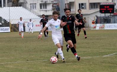 TFF 2. Lig Açıklaması Fethiyespor Açıklaması 0 Karşıkaya Açıklaması 0