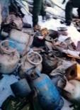 Tunceli'de Patlayıcı Ve Yaşam Malzemeleri Ele Geçirildi