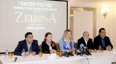 İvana Sert'in Başrolünde Oynayacağı 'Antep Fıstığı' Filminin Çekimleri Başladı