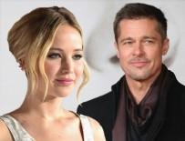 BRAD PİTT - Brad Pitt'in yeni aşkı