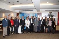 EKONOMİ MUHABİRLERİ DERNEĞİ - EMD İzmir'in Kuruluş Yıl Dönümünde Eximbank'tan Önemli Mesajlar