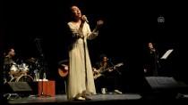 LEMAN SAM - Leman Sam Bursa'da Konser Verdi