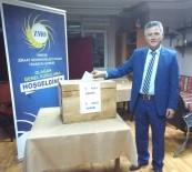 KULULU - Cemil Pehlevan Tekrar Ziraat Mühendisleri Odası Başkanı