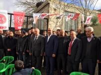MHP Genişletilmiş İl İstişare Toplantısını Polateli İlçesinde Yaptı