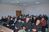 AK Parti Günyüzü Danışma Meclisi Toplantısı Yapıldı