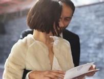 ŞAHIN MENGÜ - Oyuncu Şafak Pekdemir, Nevşin Mengü'nün kardeşiyle evlendi