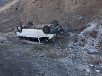 Tutmak'ta 2 Ayrı Kazada 4 Kişi Yaralandı