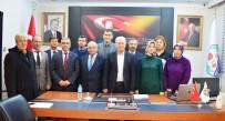 FIKRET DENIZ - Lapseki Belediyesi Sosyal Denge Sözleşmesini İmzaladı
