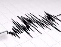 Balıkesir'de 4.3 şiddetinde deprem