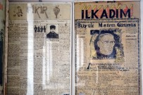 Köy Okulunda Çıkartılan El Yazması İlk Gazete Bulundu