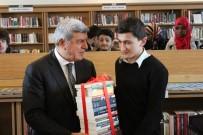 KAPLUMBAĞA TERBIYECISI - Kocaeli'nin Modern Halk Kütüphanesi Seka'da Açıldı