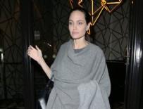 BRAD PİTT - 'Angelina Jolie sadece 38 kilo'