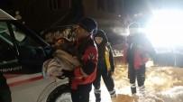 Kar Yağışının Etkili Olduğu İlçelerde AFAD Ve UMKE Hayat Kurtarmaya Devam Ediyor