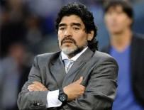 SEPP BLATTER - Maradona, FIFA için çalışacak
