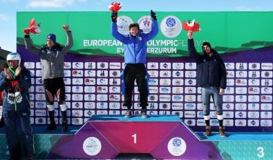 İtalyan Sporcu Alex Vinatzer'den İkinci Altın