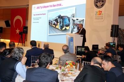 Başkan Çelik, '2017'Yi Ulaşım Yılı İlan Ettik'