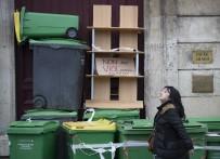UYUŞTURUCU BASKINI - Fransa'da Protestolar Sürüyor