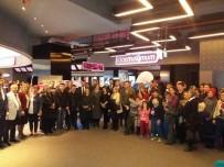 RUHSAR DEMİREL - Eskişehir Ülkü Ocaklarından Otistik Ve Down Sendromlu Çocuklar İçin Sinema Etkinliği