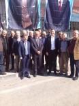 MHP'in Özvatan İlçe Başkanı Türkeş Baş Oldu