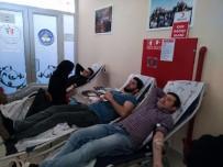 YURTKUR - KYK Alaplı Öğrenci Yurdundan Kan Bağışı