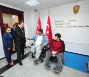 KEREM AL - Suriyeli Engellilerin Akülü Sandalye Sevindi