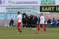 DARDANELSPOR - Manisa Büyükşehir Belediyespor, Dardanel'i Farklı Geçti