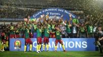 HUGO BROOS - Aboubakar Attı, Kamerun Şampiyonluğu Kaptı