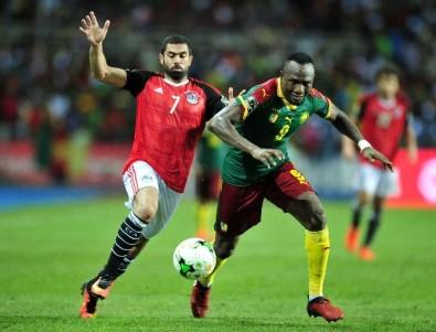 Aboubakar, Kamerun'u Şampiyon Yaptı