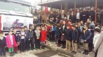 Yenice'den Halep'e Un Yardımı