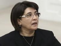 LEYLA ZANA - HDP'li Zana hakkında 20 yıla kadar hapis istemi