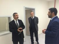KULULU - Öznavruz Kulu Devlet Hastanesi Ek Binasın İnceledi