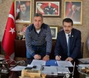 Sarıcakaya Belediyesinde SDS İmzalandı