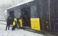 KÖRÜKLÜ OTOBÜS - Hollanda'dan Alınan Otobüsler, İETT'nin Başına Dert Oldu