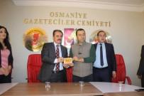 KEREM AL - Adana BYE İl Mustafa Müdürü Keleş, OGC'yi Ziyaret Etti