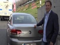 ŞORAY UZUN - Şoray Uzun'un aracına TOMA çarptı!