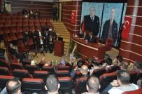 MHP Merkez İlçe Başkanlığı Kongresi Yapıldı