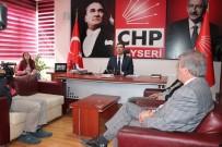 CHP İl Başkanı Feyzullah Keskin Açıklaması