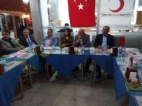 Kızılay Genel Başkan Vekili Ercan Tan Kırşehir'i Ziyaret Etti