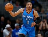 NBA - Westbrook'tan 57 sayılık 'Triple Double'