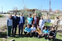 Kofçaz'da Fidanlar Toprakla Buluştu