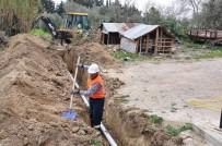 Yumurtalık'ta İçme Suyu Ve Kanalizasyon Çalışmaları