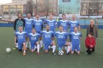 KEMAL AKTAŞ - Küçükçkmece 15 Temmuz Şehitler Futbol Ligi Başladı